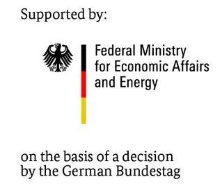 BMWi Logo funding