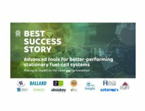 FCH JU 2020 #BestSuccessStory Award