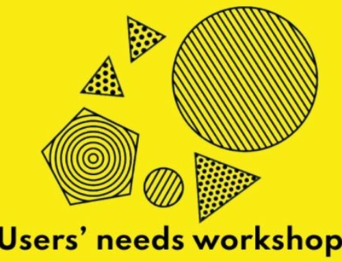 23 April 2021 – ORIENTING user's needs workshop – Participate now!